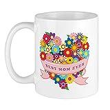 CafePress Best Mom Ever Mug Unique Coffee Mug, Coffee Cup