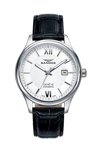 Schweizer Uhr Sandoz Ritter 81373–83Elegant Collection Auto
