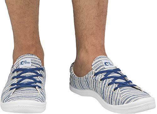 Cressi Azul Blanco Calzado Deportivo de Verano, Adultos Unisex, Sevilla Shoes, 39 EU
