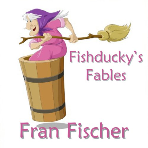 Fishducky's Fables audiobook cover art