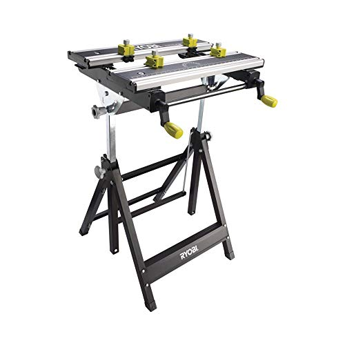 Ryobi RWB03 Adjustable Metal Folding Work Bench
