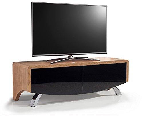 MDA Designs WAVE 1200 Meuble TV hybride à écran plat 32\