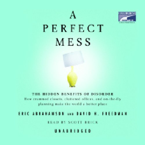 A Perfect Mess cover art