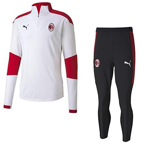 Puma AC Mailand Trainingsanzug 2020/21, Größe:L