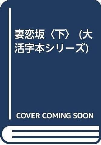 妻恋坂〈下〉 (大活字本シリーズ)