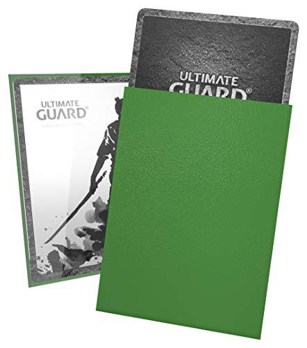Ultimate Guard- Porta Carte di Credito, Colore Verde, UGD010110HEO