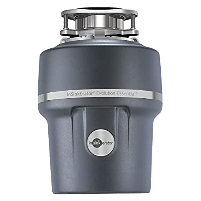 InSinkErator Essential XTR 3/4 HP Household Garbage Disposer,