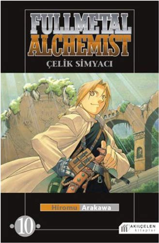 Fullmetal Alchemist - Çelik Simyacı 10
