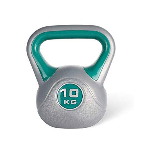 Exercise Kettle Bell, Kettlebell Weights Cast Iron, Vinyl Coated Kettle Bell for Strength Training, Conditioning, and Fitness Home Gym Equipment for Both Men & Women (Size : 12kg)