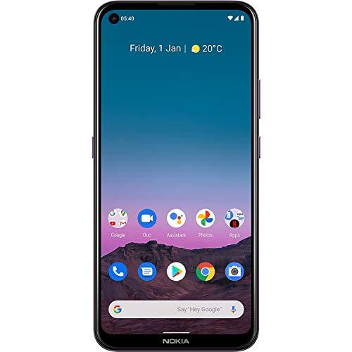 Nokia 5.4 | Android 10 | Unlocked Smartphone ...