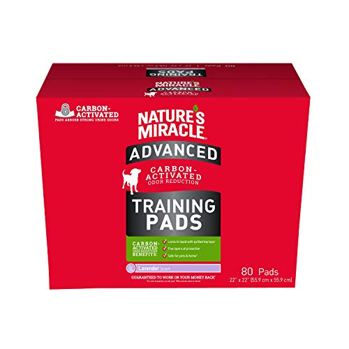 Nature's Miracle NM Advanced Training Pads 2/80 CT