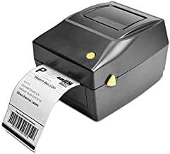 Immuson Label Printer 4x6 Direct Thermal Label Marker - Commercial Grade USB Destop Printer - Compatible with Amazon, Ebay, Etsy, Shopify- NOT Compatible with MacBook iOS System