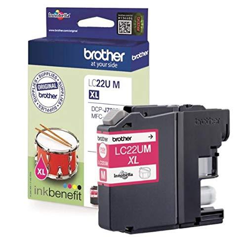 Brother LC22UM - Cartucho de tinta para impresoras Brother