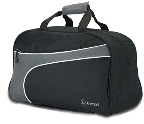 Bolso para llevar al hospital, bolso de maternidad, de gimnasio, de fin de semana, de 53 cm, color 3351 Black Forest, tamaño carry-on
