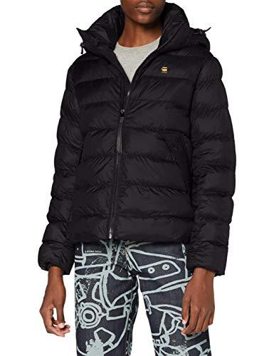 G-STAR RAW Damen Jacket Whistler hdd puffer Wmn, Dk Black B958-6484, X-Large