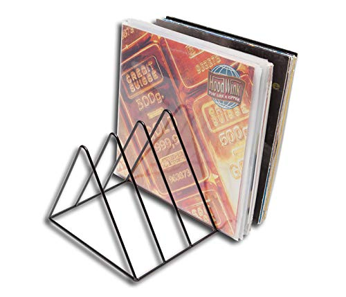 Vinyl Record Holder Triangle Schallplattenständer Protected