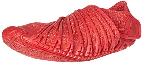 Vibram FiveFingers Furoshiki Original, Zapatillas Mujer, Rojo (Rio Red Rio Red), 36 EU