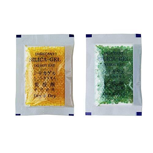 [25 Packungen] 10 Gramm Silica Gel Trockenmittel Luftentfeuchter 2 1/4 x 3 1/4
