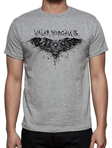 The Fan Tee Camiseta de Hombre Juego de Tronos Tyrion Snow Dragon Daenerys Stark 123 M