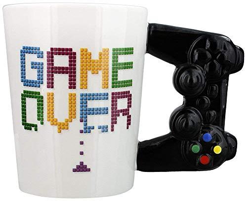 Game Over Game Controller - Taza con asa