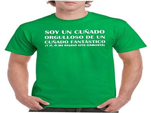 Camisetas divertidas Child cuñado...