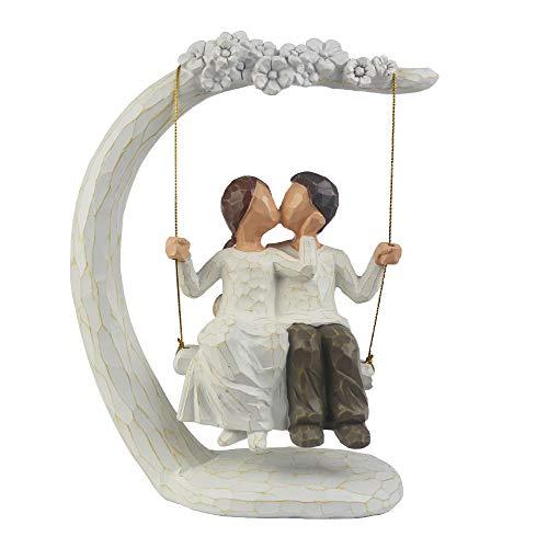 Couple's Anniversary Figurine