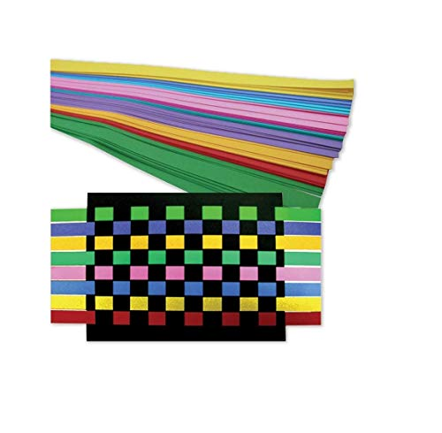 1000 16inch Paper Weaving Strips