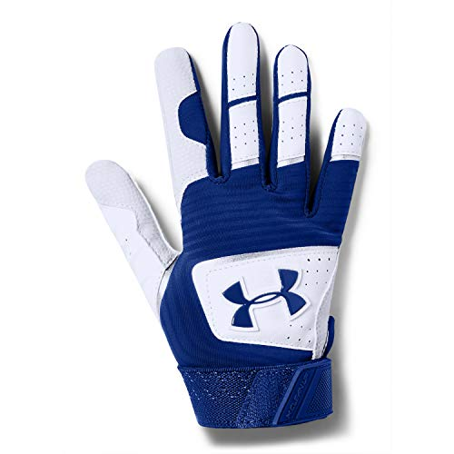 Under Armour Boys' T Ball Clean Up 19 Baseball Gloves , Royal Blue (400)/Royal Blue , One Size Fits All