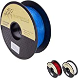Flex (TPU) es flexible con Shore 94A y es ideal para cubiertas del teléfono o accesorios de diferente tipo Total 0,8 kg de filamento de 1,75 mm Temperatura de impresión: 200-220°C Temperatura de la cama: 60-80°C Dificultad de impresión: Mediana con v...