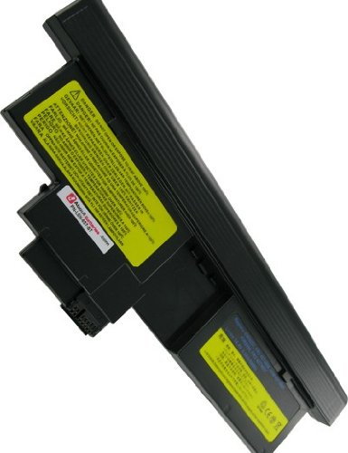 AboutBatteries Batterie pour Lenovo THINKPAD X200 Tablet 7453, 14.4V, 4400mAh, Li-ION