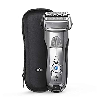Braun Electric Razor for Men, Series 7 790cc Electric Shaver with Precision Trimmer