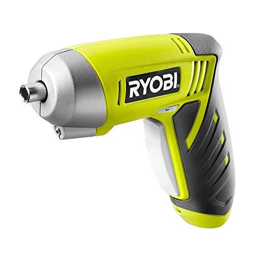 Ryobi R4SD - Destornillador 4V 1,3Ah Litio