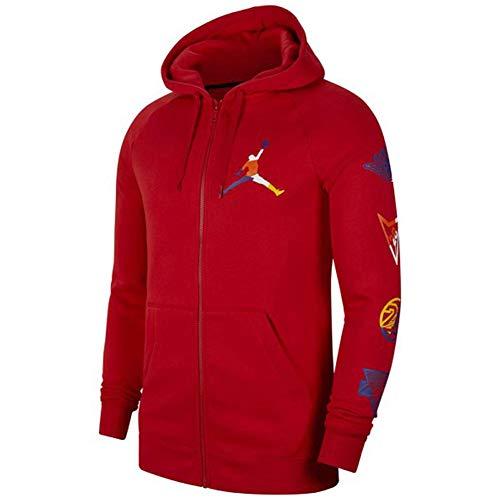 jordan full zip hoodie - 4
