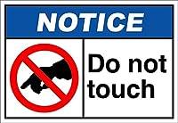 立ち去る対象者の検索に入る人の通知車両 メタルポスタレトロなポスタ安全標識壁パネル ティンサイン注意看板壁掛けプレート警告サイン絵図ショップ食料品ショッピングモールパーキングバークラブカフェレストラントイレ公共の場ギフト