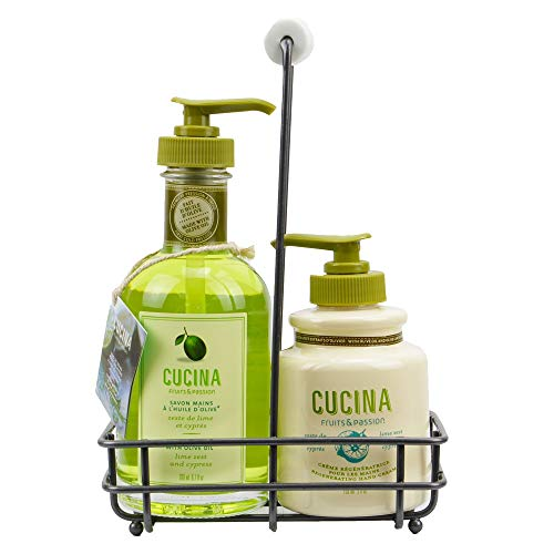 Fruits and Passion s NEW Cucina Regenerating Hand Care Duo Lime Zest & Cypress