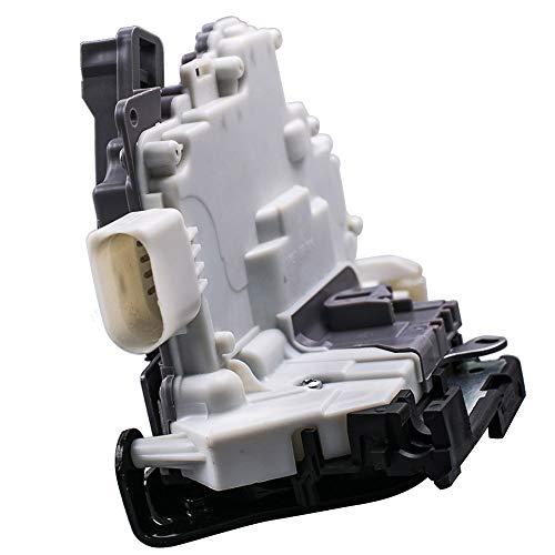 maXpeedingrods Door Lock Mechanism pour Q3 8U Q5 8R Q7 4L 2012-2014 Front Left 8J1837015A