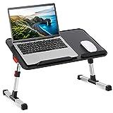 Hossejoy Multifunktionstisch Tragbar Höhenverstellbar und Winkelverstellbar Laptoptisch...