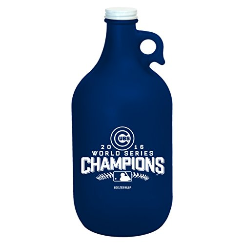Boelter Chicago Cubs 2016 World Series Champs Growler