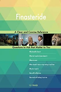 Finasteride; A Clear and Concise Reference
