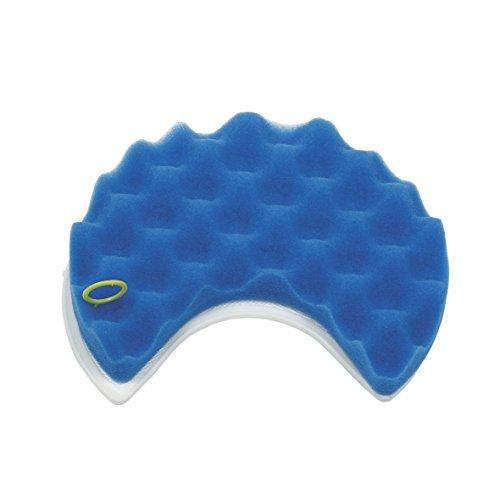 Samsung DJ97-00849B ORIGINAL Filter Schaumfilter Mikrofilter Filtereinsatz Blau Staubbehälter z.T. SC84 SC85 VCC8 Staubsauger Bodenstaubsauger