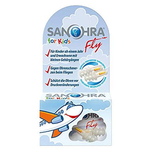 SANOHRA fly Ohrenschutz f.Kinder 2 St