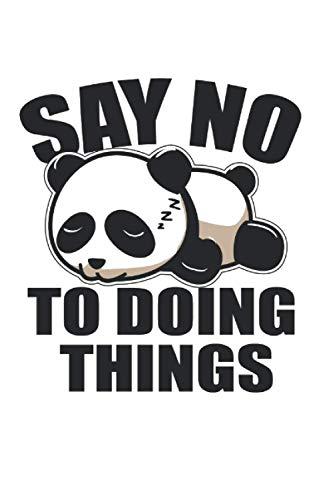 Kalender 2021: Panda Faul Schlafen Nichts Tun Couch Geschenk 120 Seiten, 6X9 (Ca. A5), Jahres-, Monats-, Wochen- & Tages-Planer