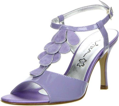Vista Damen Sandaletten lila, Größe:36, Farbe:Lila