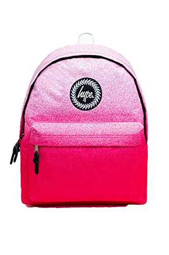 HYPE PINK SPECKLE FADE BACKPACK Size: One Size