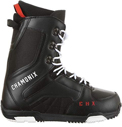 Chamonix Lognan Snowboard Boots Mens Sz 12 Black