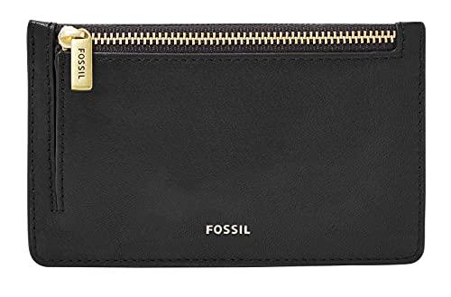 Fossil Womens Logan Multifunction, Black, 11.1125 cm x 2.54 cm x 8.89 cm