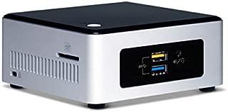 Intel Boxed, NUC Kit, Nuc5ppyh Components, Silver with Black Top (BOXNUC5PPYH)