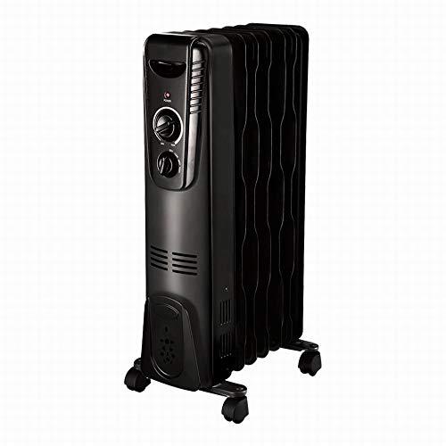 Calentador De Aceite Atvio Oleoeléctrico 1500 W Negro