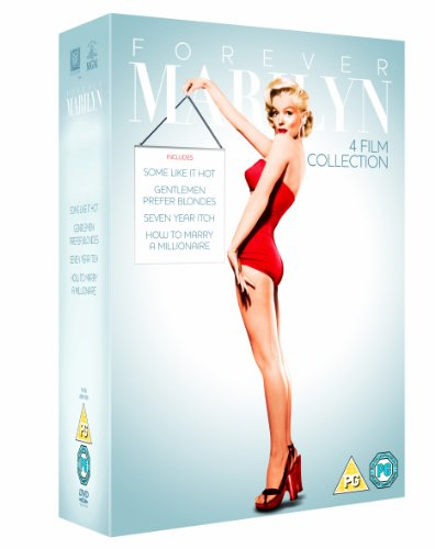 Forever Marilyn The Collection (4 T DVD [Reino Unido]