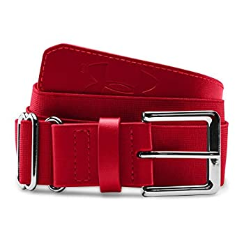 Under Armour Boys  Baseball Belt  Red  600 /Red  One Size Fits All